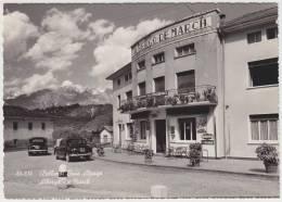 Bivio La Secca (BL) - Albergo 'De March': OLDTIMER FIAT 1400 - Turismo