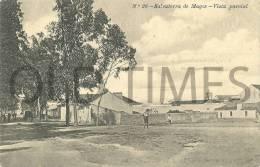 PORTUGAL - SALVATERRA DE MAGOS - VISTA PARCIAL - 1915 PC. - Santarem