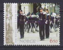 Norway 2006 Mi. 1591     6.50 Kr Königliche Garde Parade Soldiers Military MNG - Norwegen
