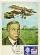 France / Maximum Cards / Airplanes / Henri Farman - Cartoline Maximum