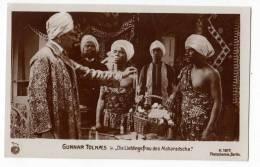 ACTOR GUNNAR TOLNAES PHOTOCHEMIE BERLIN Nr. 1917 OLD POSTCARD - Actors