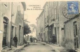 CHOMERAC Rue De La République(état) - Frankreich