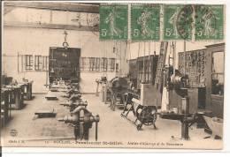 03 - MOULINS - Pesionnat St Gilles - Atelier D'Ajustage Et De Menuisirie - Moulins