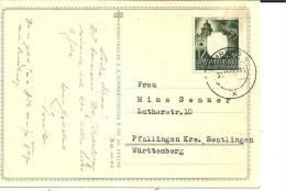 GG060a / 3 Jahre NSDAP Im Besetzten Polen. Michel 105 (Krakauer Tor In Lublin) 1943 - Besetzungen 1938-45