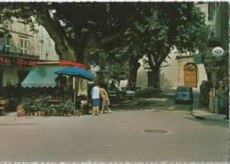 SOLLIES PONT - La Place De L'église - Sollies Pont