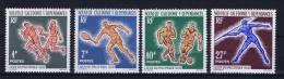 Nouvelle Caledonie:  308 - 311  MNH/** - Ongebruikt