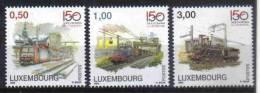 Luxemburg  2009   1782/1784   Treinen   ***  && - Nuovi