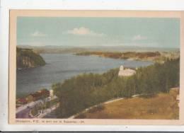 BR44475 Chicoutimi Le Port Sur Le Saguenay      2  Scans - Chicoutimi