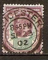Grossbritannien 1902/1913 - Michel 105 O - Gebraucht