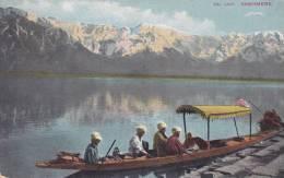 CPA INDE - INDIA - KASHMERE - Dal-Lake - India