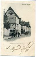 10 - Bar Sur Seine - Vieille Maison Porte De Troyes - France