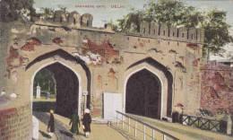 CPA INDE - INDIA - DELHI - Cashmere Gate - India