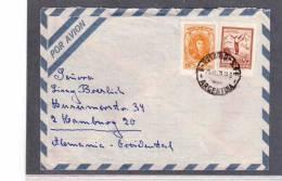 TEM8329-   ARGENTINA  STORIA POSTALE - Argentina