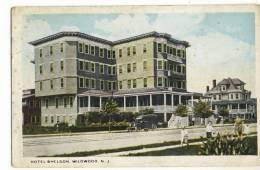 HOTEL SHELDON     WILDWOOD - Etats-Unis