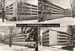 29Cha    Allemagne Schomberg Multivues - Schömberg