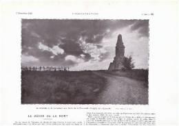 VOSGES  CIMETIERE   ET MONUMENTS AUX MORTS   DE LA FONTENELLE - Sin Clasificación