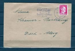 Brief Van Köln Naar Esch Alzig 22/03/1942 (GA6607) - Brieven En Documenten