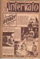 AÑO 1947 Nº 107  REVISTA INTERVALO  HISTORIETA ROMANTICA   ARGENTINA  OHL - [1] Fino Al 1980