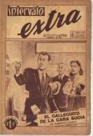 AÑO 1957 Nº 272  REVISTA INTERVALO EXTRA  HISTORIETA ROMANTICA   ARGENTINA  OHL - Magazines & Newspapers