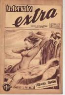 AÑO 1957 Nº 290  REVISTA INTERVALO EXTRA  HISTORIETA ROMANTICA   ARGENTINA  OHL - Magazines & Newspapers