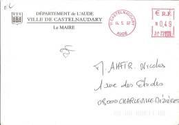 Ville De Castelnaudary - EMA (Empreintes Machines à Affranchir)
