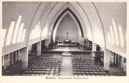 Kontich Binnenzicht St-Rita-kerk - Kontich
