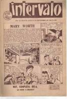 AÑO 1956  Nº  588  REVISTA INTERVALO  HISTORIETA ROMANTICA   ARGENTINA  O06 - Magazines & Newspapers