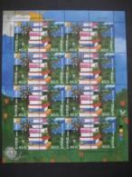 Cyprus 2010 Europa Sheet  MNH - Zypern (Republik)
