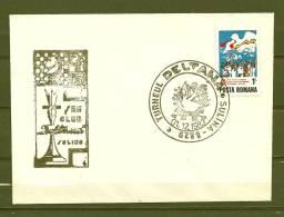 POSTA ROMANA, 01/12/1983 Turneul Sulina - DELTANA  (GA7125) - Schaken