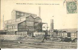 CPA Marles-les-Mines - Le Lavoir Au Charbon (vu Côté Levant) - Other Municipalities