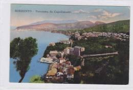 ITALY SORRENTO Nice Postcard - Italien