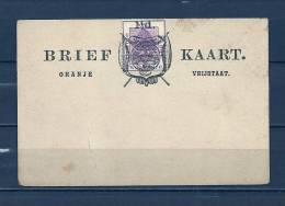 Briefkaart Oranje Vrijstaat (GA6814) - Oranje Vrijstaat (1868-1909)