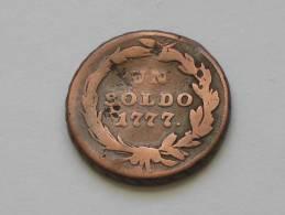 1 Soldo 1777 - Milan - Italie - ITALIA - M THERESIA - Regional Coins