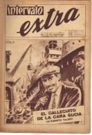 AÑO 1956 Nº 265  REVISTA INTERVALO EXTRA  HISTORIETA ROMANTICA   ARGENTINA  OHL - Magazines & Newspapers