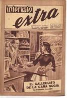 AÑO 1956 Nº 266  REVISTA INTERVALO EXTRA  HISTORIETA ROMANTICA   ARGENTINA  OHL - [1] Fino Al 1980