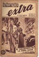 AÑO 1956 Nº 267  REVISTA INTERVALO EXTRA  HISTORIETA ROMANTICA   ARGENTINA  OHL - Magazines & Newspapers