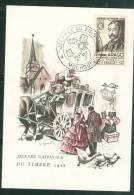 Jounée Du Timbre      Mulhouse 1948       - Lp26410 - 1950-1959