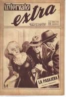 AÑO 1957 Nº 274  REVISTA INTERVALO EXTRA  HISTORIETA ROMANTICA   ARGENTINA  OHL - [1] Fino Al 1980