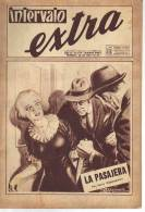 AÑO 1957 Nº 274  REVISTA INTERVALO EXTRA  HISTORIETA ROMANTICA   ARGENTINA  OHL - Magazines & Newspapers