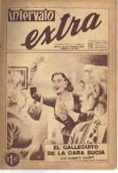 AÑO 1957 Nº 276  REVISTA INTERVALO EXTRA  HISTORIETA ROMANTICA   ARGENTINA  OHL - [1] Fino Al 1980