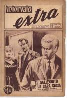 AÑO 1957 Nº 278  REVISTA INTERVALO EXTRA  HISTORIETA ROMANTICA   ARGENTINA  OHL - Magazines & Newspapers