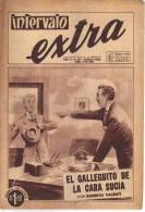 AÑO 1957 Nº 281  REVISTA INTERVALO EXTRA  HISTORIETA ROMANTICA   ARGENTINA  OHL - Magazines & Newspapers