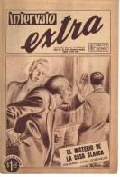 AÑO 1957 Nº 283  REVISTA INTERVALO EXTRA  HISTORIETA ROMANTICA   ARGENTINA  OHL - Magazines & Newspapers
