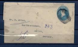 Brief Naar Berlin (Germany) (GA6829) - Autres - Amérique