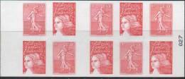 Frankrijk, Yv Carnet 1511, Postfris (MNH) Zie Scan - Usage Courant