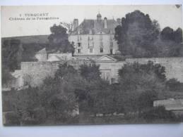 CPA Turquant Chateau De La Fessardiere - MA011 - France