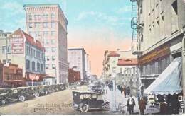 Fresno  J  STREET  AUTOS  1927  RPO Cd. - Fresno