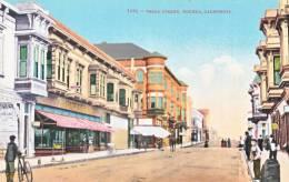 EUREKA,  CALIF.  3rd. ST.  THOMPSON´s  FURNATURE  Mint - San Francisco