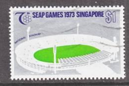 Singapore  188   (o)  SAEP  SPORTS  STADIUM - Singapore (1959-...)