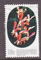 Singapore  249   (o)  FLOWERS  ORCHARDS - Singapore (1959-...)